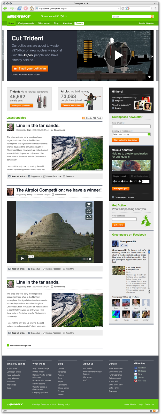 Gpuk homepage