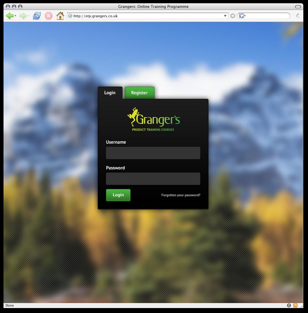 Online Training Programme Screenshot 5
