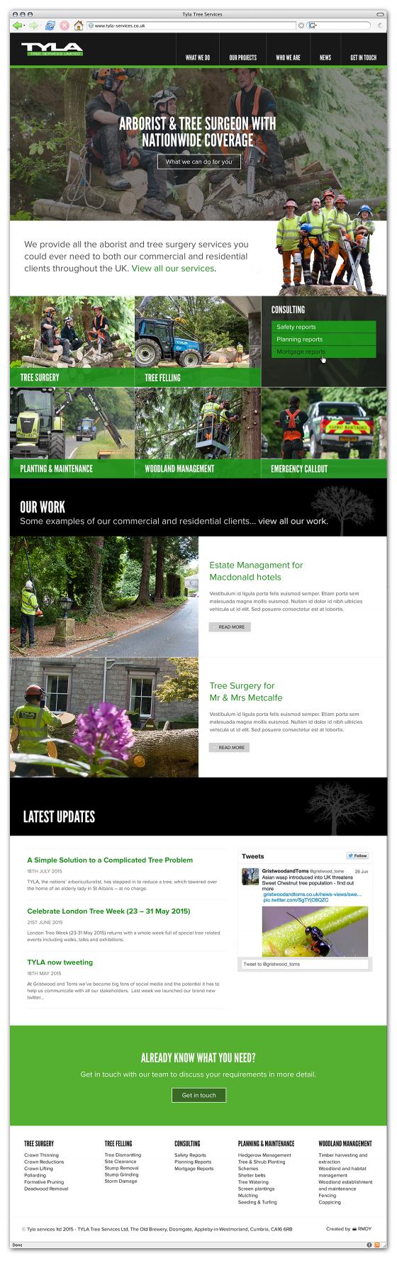 Tyla homepage 2